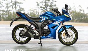 Suzuki Gixxer SF launched