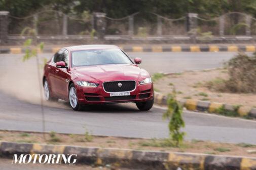 Jaguar XE India