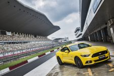 Ford Mustang 5.0 GT India