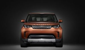 Land Rover Discovery Revealed