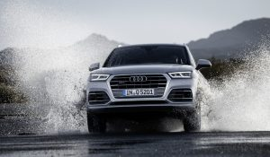 2017 Audi Q5 Second Generation unveiled