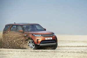 Land Rover Discovery unveiled at the Paris Motor Show, specs, prices