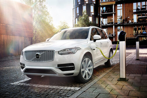 Volvo XC90 T8 Excellence launched