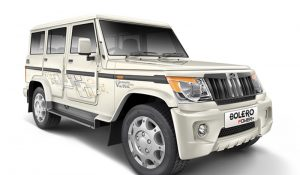 Compact sub-four-metre Mahindra Bolero launched Power+