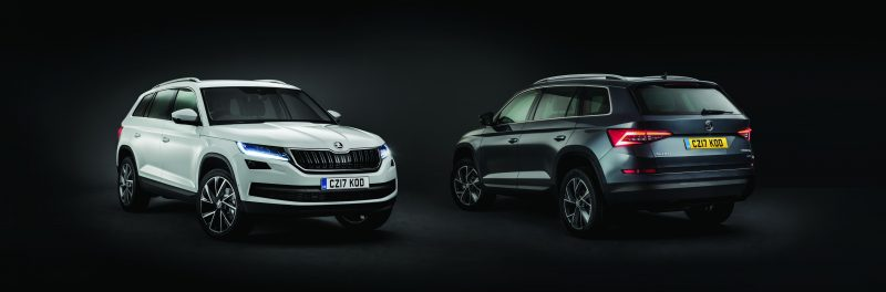 Skoda Kodiaq India announcement launch