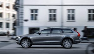 Volvo V90 Cross Country unveiled