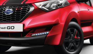 Datsun redi-GO Sport launch date