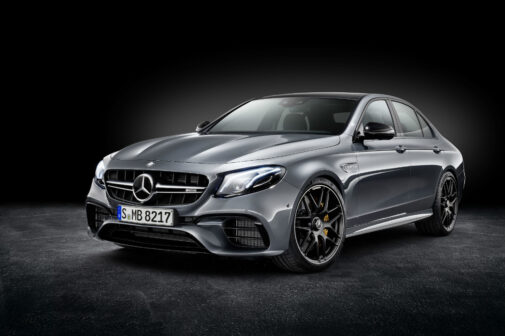 Mercedes E 63 S AMG 4MATIC+