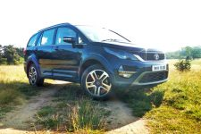 Tata Hexa Preview Photo Gallery