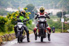 Good Sports: Aprilia SR150 vs Suzuki Gixxer