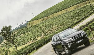 Toyota Fortuner India review