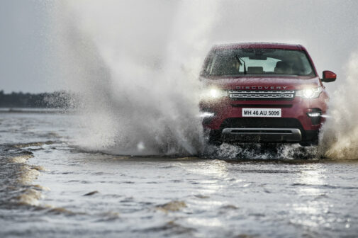 Land Rover Discovery Sport Front Review