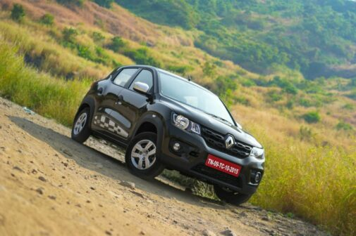 Renault Kwid AMT review