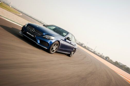 Mercedes AMG C43 India First Drive