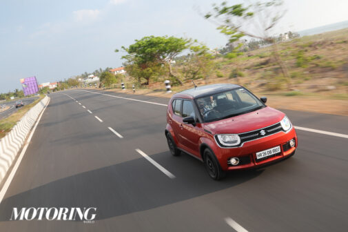 Maruti Suzuki Ignis India review
