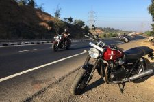 Living With The Triumph Street Twin: The Achilles Heel