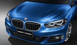 BMW 1-Series Sedan China