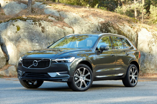 Volvo XC60 2017 Unveiled