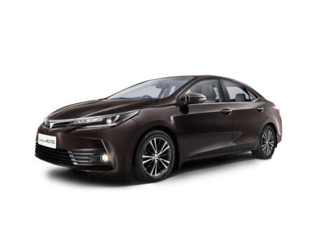 Toyota Corolla Altis facelift India