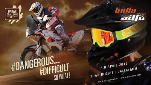 India Baja 2017 Dakar Challenge