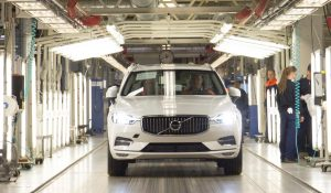Volvo XC60 Production