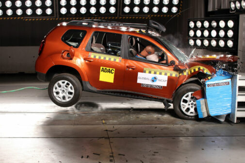 Renault Duster Safety