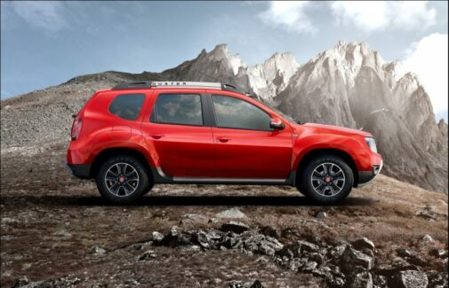 Renault Duster Petrol India launch