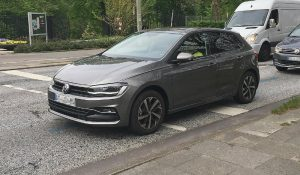 2018 VW Polo spotted