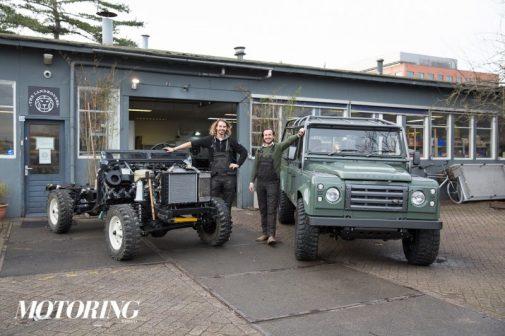 Land Rover Amsterdam