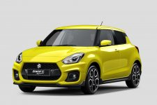 2018 Suzuki Swift Sport to be unveiled this year