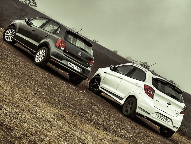 Figo Sports Edition vs Polo GT TDI