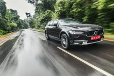 High and Mighty: Volvo V90 Cross Country Review