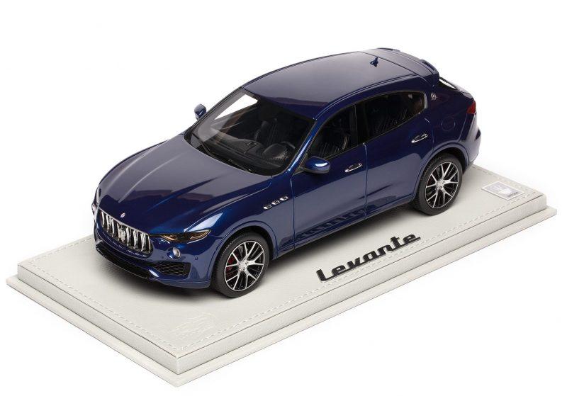 Maserati Levante scale model
