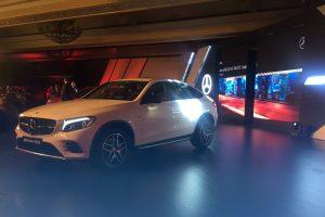 Mercedes-AMG GLC 43 India