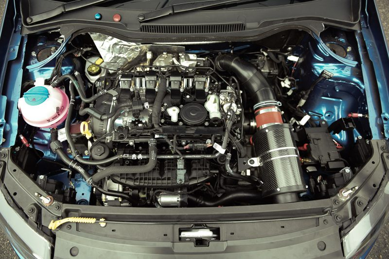 VW Ameo TSI Engine