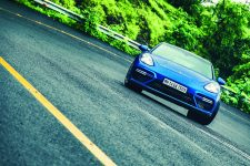 GT IN THERE: Porsche Panamera Turbo Review