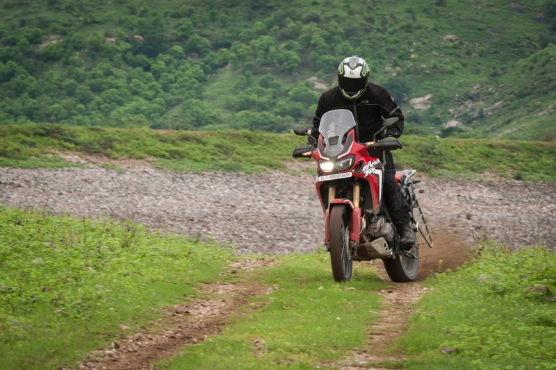 Honda Africa Twin DCT Review
