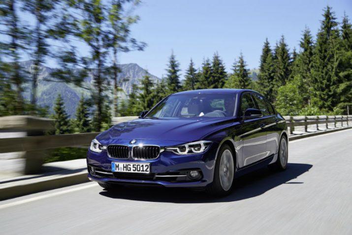 BMW 3 Series Edition Sport