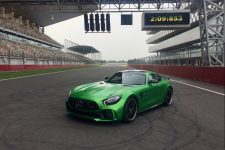 Mercedes-AMG GT R fastest around the BIC