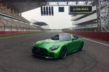 Mercedes-AMG GT R fastest around the BIC