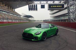 Mercedes-AMG GT R at BIC