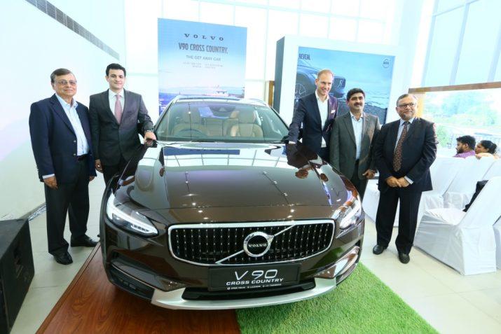 Volvo Lucknow Speed Volvo