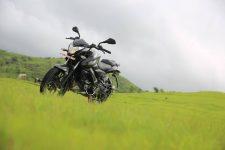 Bajaj Pulsar NS 160 First Ride Review