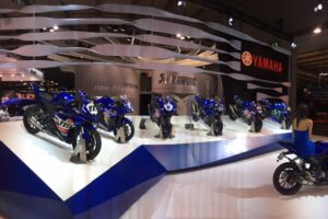 Yamaha at EICMA 2017