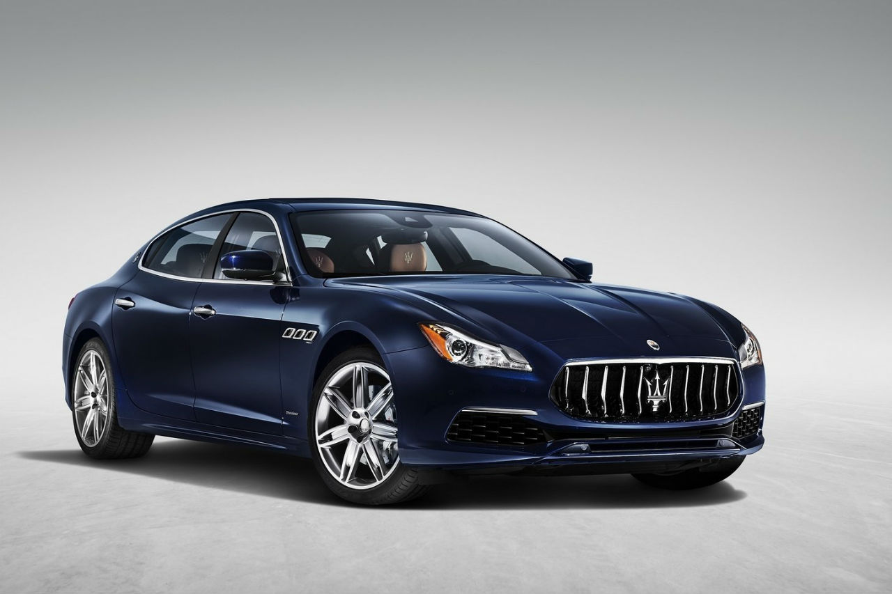 Maserati Expands Its Range With 2018 Quattroporte Gts Motoring World