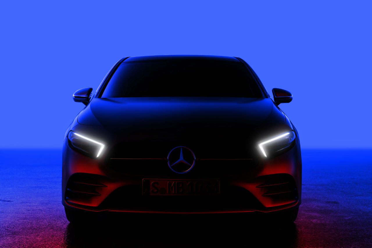 Mercedes-Benz A-Class gets February 2 reveal
