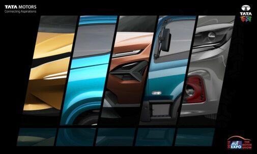 Tata Motors 2018 Auto Expo