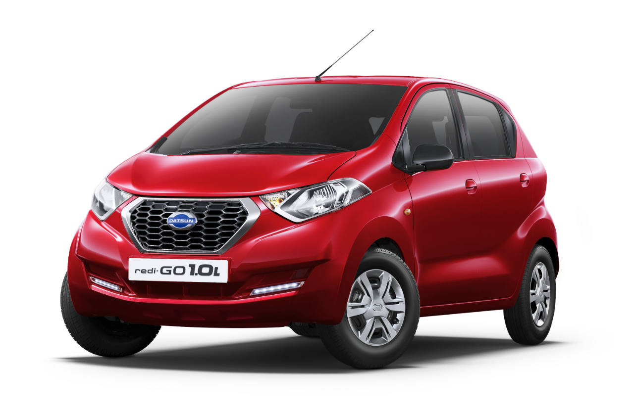 Nissan launches Datsun redi-GO AMT version priced Rs 3.8 lakh