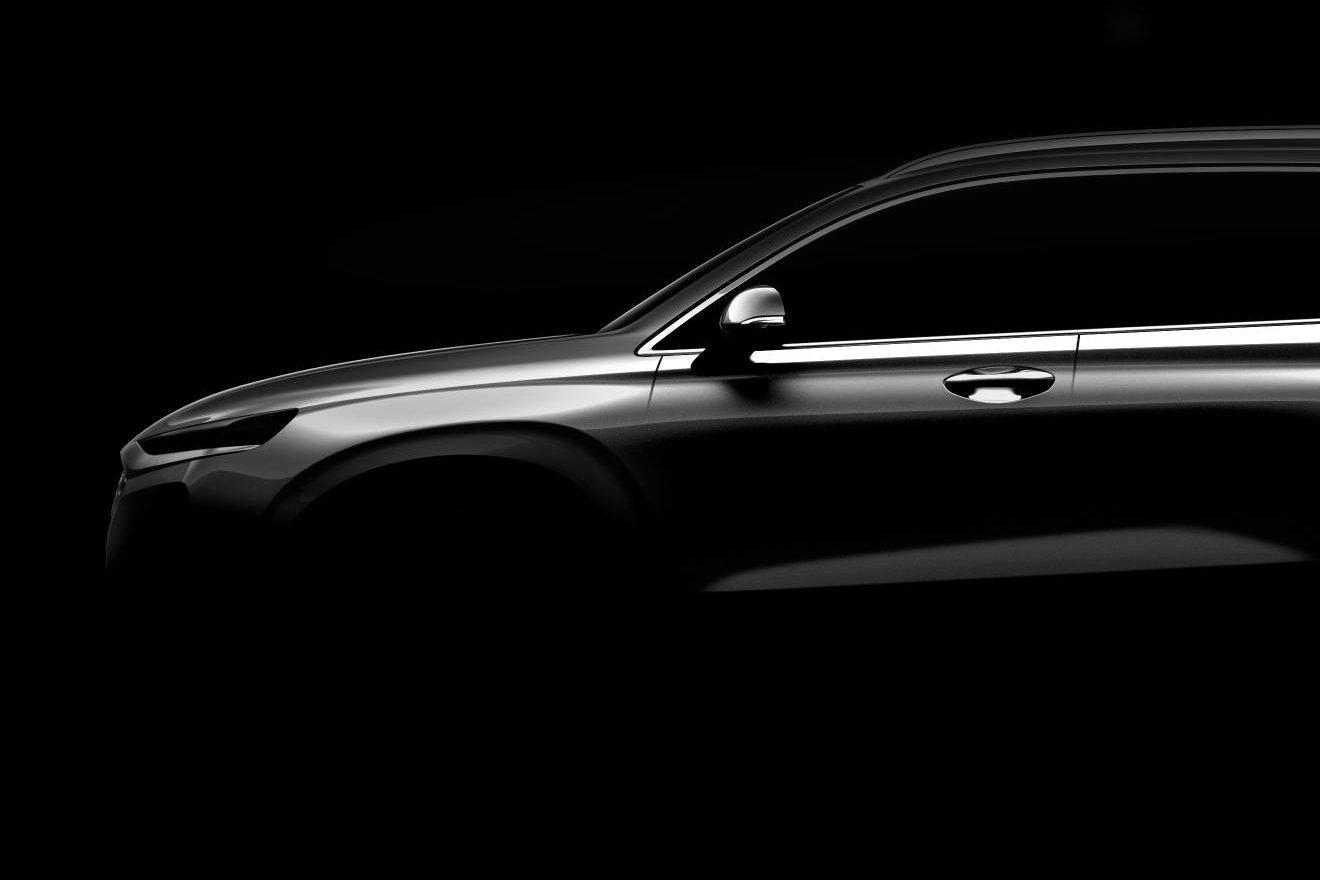 New Hyundai Santa Fe to be showcased next month
