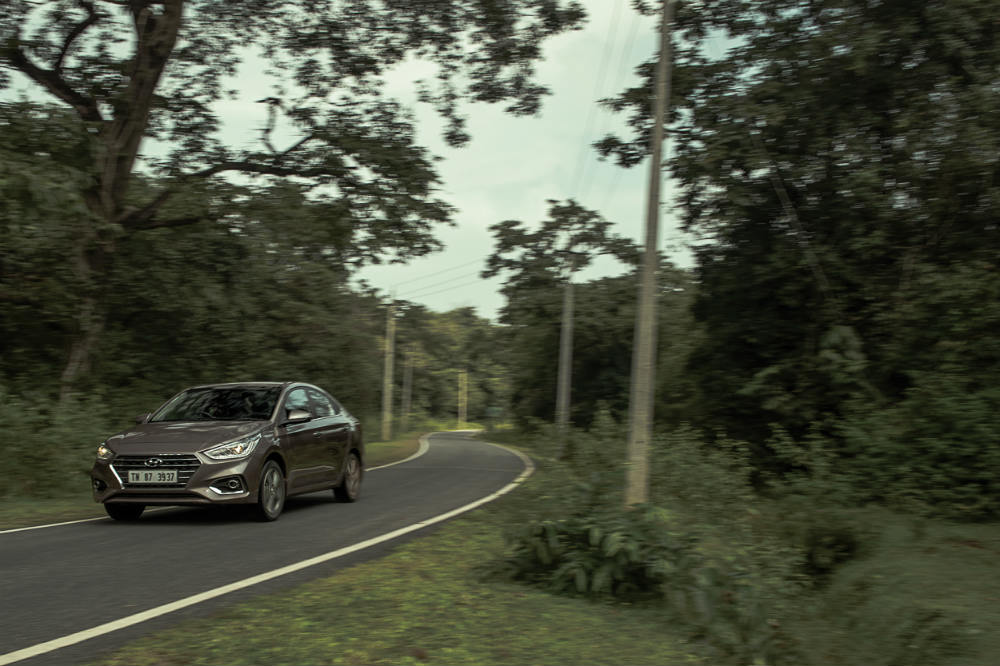 Hyundai Verna Off the Grid